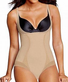 Боди корректирующее Maidenform DM5004, Телесный